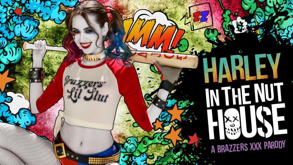 Harley In The Nuthouse XXX Parody
